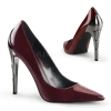 VOLTAGE-01 Burgundy Patent